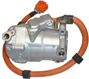 Automobile Air Conditioning Compressors, Compressor International